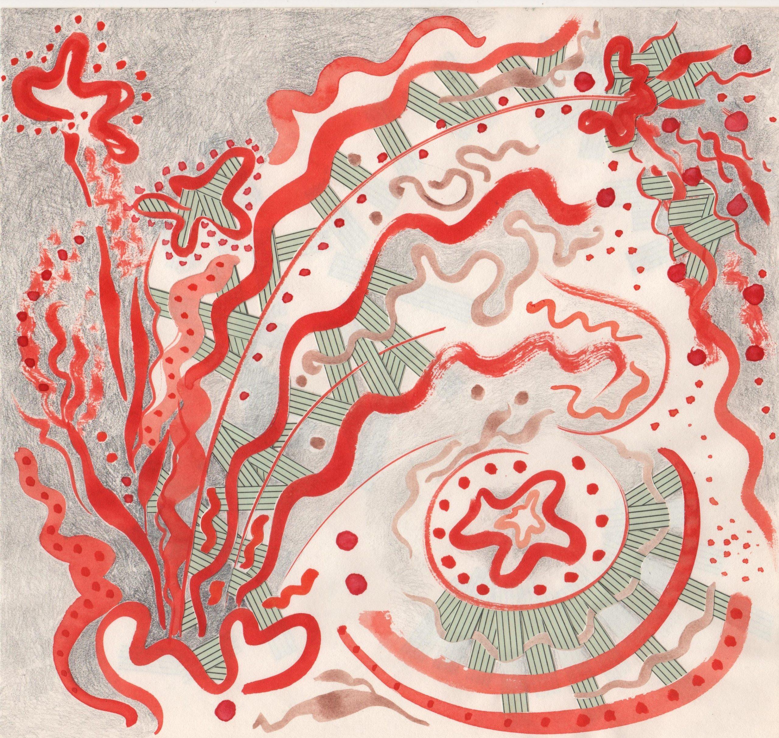 Red Blossom Fugue